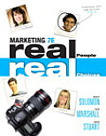 Marketing: Real People, Real Choices Plus New Mymarketinglab with Pearson Etext
