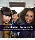 Educational Research: Competencies for Analysis and Applications (Myeducationlab)