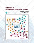 Essentials of Management Information Systems (10TH 13 - Old Edition)