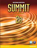 Summit 2b Split: Student Book with Activebook and Workbook
