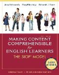 Making Content Comprehensible for English Learners: the Siop Model (4TH 13 Edition)