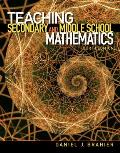Teaching Secondary and Middle School Mathematics (4TH 13 Edition)