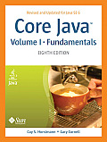 "Core Java"", Volume I--Fundamentals: Eighth Edition"