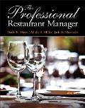 Professional Restaurant Manager (13 Edition)