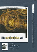Automotive Technology-myautolab Access (4TH 12 Edition)