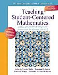 Teaching Student-Centered Mathematics: Developmentally Appropriate Instruction for Grades Pre K-2 (Volume I) (Teaching Student-Centered Mathematics)