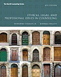 Ethical Legal & Professional Issues in Counseling 4th Edition