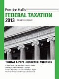 Prentice-hall's Fed. Tax, 2013 Comprehensive (13 - Old Edition)