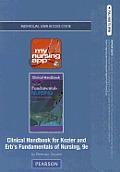 Mynursingapp -- Access Card -- For Clinical Handbook for Kozier and Erb's Fundamentals of Nursing