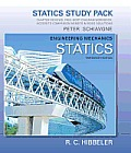 Engineering Mechanics: Statics Study Pack (13TH 13 Edition)