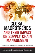 Global Macro Trends & Their Impact on Supply Chain Management Strategies for Gaining Competitive Advantage