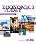 Economics Today : Micro View (17TH 14 Edition)