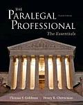 The Paralegal Professional: Essentials