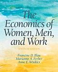 Economics of Women Men & Work