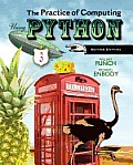 The Practice of Computing Using Python, Plus Myprogramminglab with Pearson Etext -- Access Card Cover