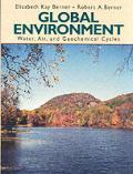 Global Environment Water Air & Geochemic