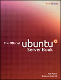 The official Ubuntu Server book, 3d ed. (CD-ROMs included)