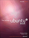 The Official Ubuntu Book [With CDROM] Cover
