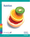 Managefirst Nutrition With Paper & Pencil Answer Sheet & Test Prep Access Card Pkg