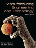 Manufacturing Engineering and Technology (7TH 14 Edition)