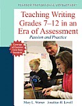 Teaching Writing Grades 7-12 in an Era of Assessment (14 Edition)