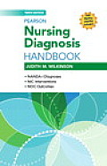 Pearson Nursing Diagnosis Handbook 10th Edition