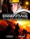 Essentials of Fire Fighting and Fire Department Operations Cover