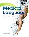 Medical Language: Immerse Yourself-text Only (3RD 14 Edition) Cover