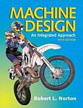 Machine Design: an Integrated Approach (5TH 14 Edition)