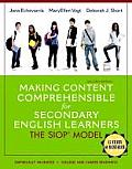 Making Content Comprehensible for Secondary English Learners: The Siop Model (Siop)