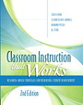 Classroom Instruction That Works (2ND 12 Edition)