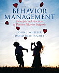 Behavior Management, Loose-Leaf Version with Pearson Etext -- Access Card