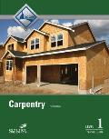 Carpentry Level 1 Trainee Guide (Paper) (5TH 14 Edition)