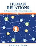 Human Relations Interpersonal Job Oriented Skills