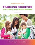 Strategies For Teaching Students With Learning & Behavior Problems Loose Leaf Version With Video Enhanced Pearson Etext Access Card Package