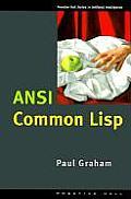 Ansi Common Lisp Cover