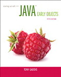 Starting Out With Java: Early Objects - With Access (5TH 15 Edition)