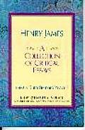 Henry James: A Collection of Critical Essays