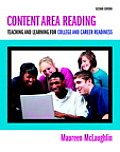Content Area Reading Teaching & Learning In An Age Of Multiple Literacies Loose Leaf Version With Video Enhanced Pearson Etext Access