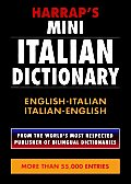 Harraps Mini Italian Dictionary