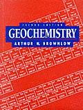 Geochemistry (2ND 96 Edition)