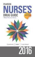 Pearson Nurse's Drug Guide 2016 (16 Edition)