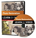 Photo Restoration Learn by Video (Learn by Video)