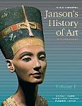 Janson's History of Art Volume 1 Reissued Edition Plus New Myartslab for Art History -- Access Card Package