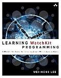 Learning WatchKit Programming 1st Edition A Hands On Guide to Creating Apple Watch Applications