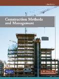 Construction Methods and Management (8TH 10 Edition)