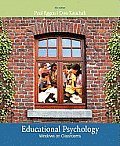 Educational Psychology: Windows on Classrooms [With DVD]