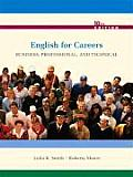 English for Careers Business Professional & Technical Book Alone 10th edition