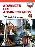 Advanced Fire Administration (Brady Fire) Cover