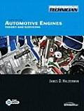 Automotive Engines: Theory and Servicing (6TH 09 - Old Edition)